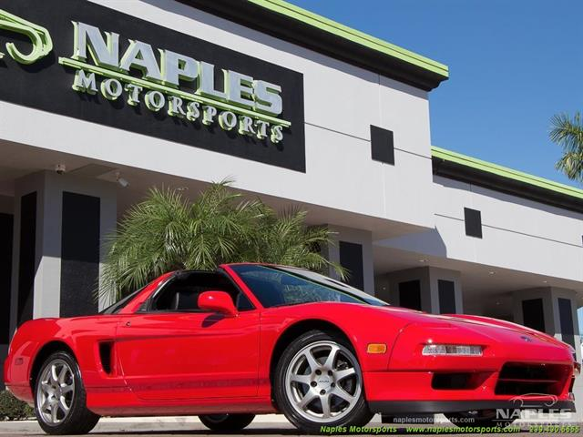 1995 Acura NSX NSX-T - Photo 3 - Naples, FL 34104