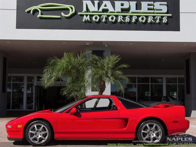 1995 Acura NSX NSX-T - Photo 4 - Naples, FL 34104