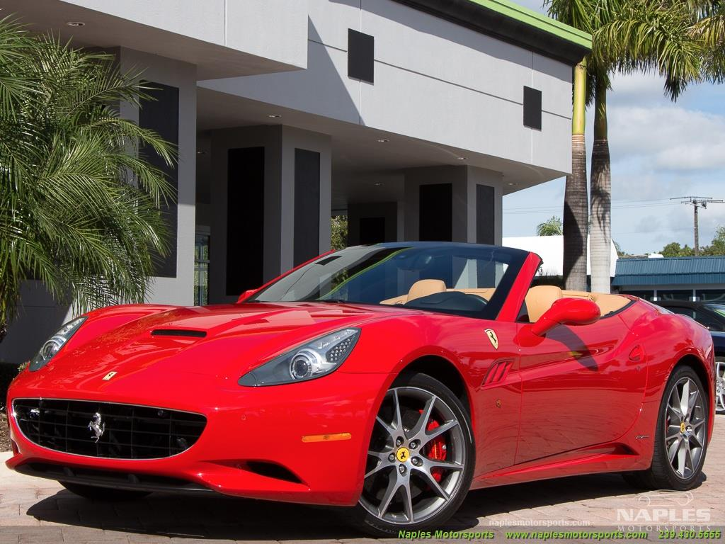 2012 Ferrari California - Photo 18 - Naples, FL 34104