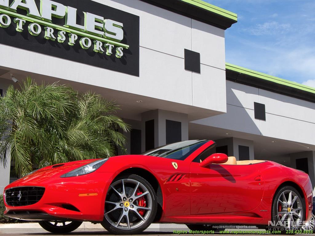 2012 Ferrari California - Photo 22 - Naples, FL 34104