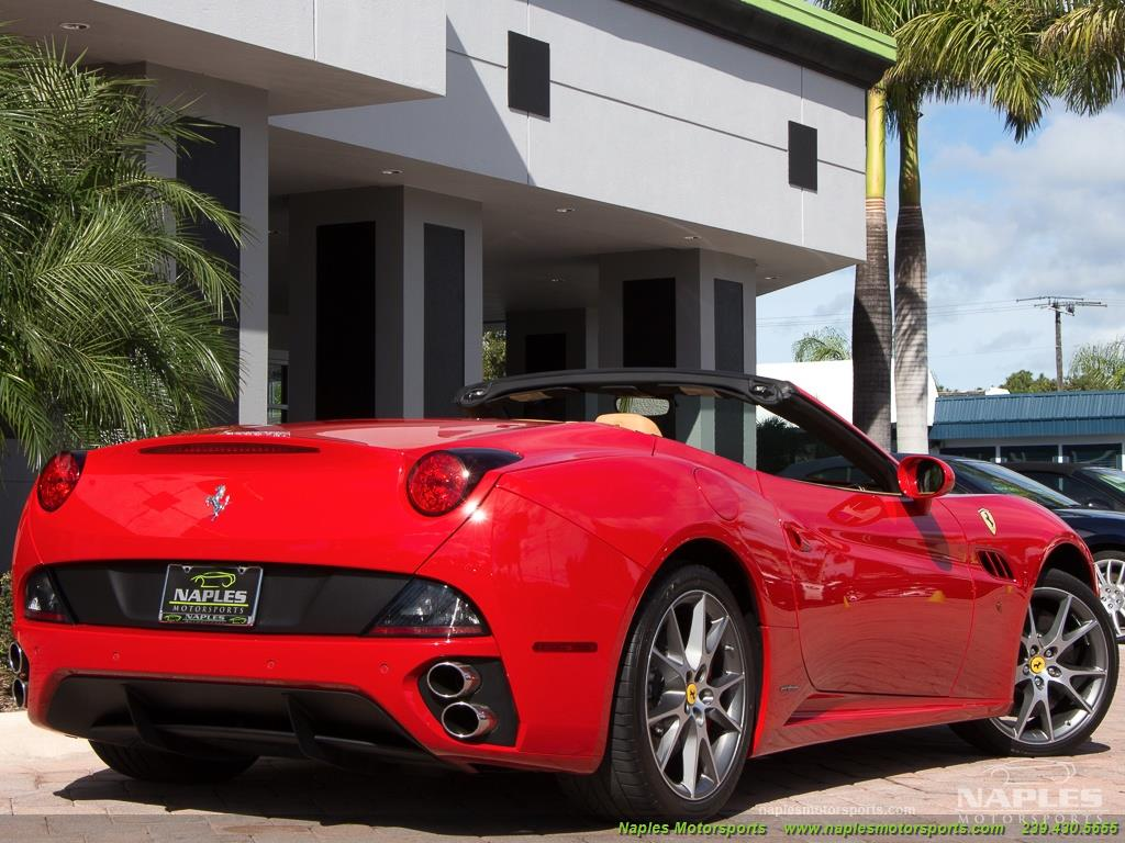 2012 Ferrari California - Photo 32 - Naples, FL 34104