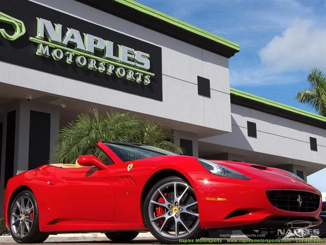 2012 Ferrari California - Photo 1 - Naples, FL 34104