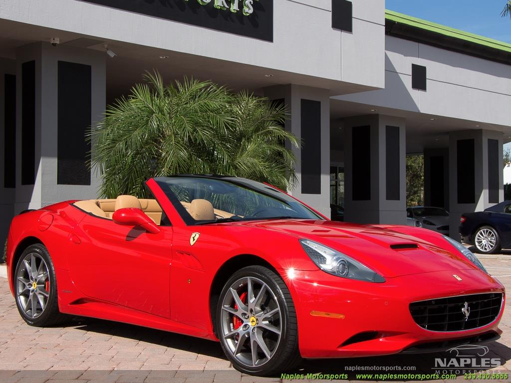 2012 Ferrari California - Photo 36 - Naples, FL 34104
