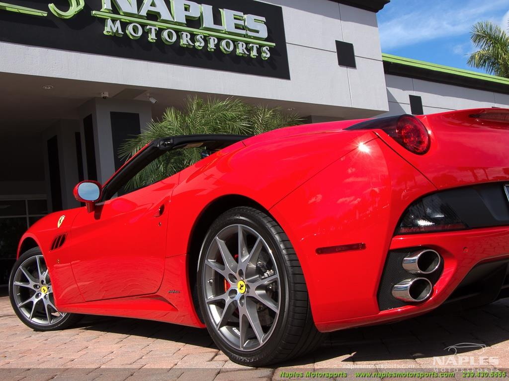 2012 Ferrari California - Photo 42 - Naples, FL 34104