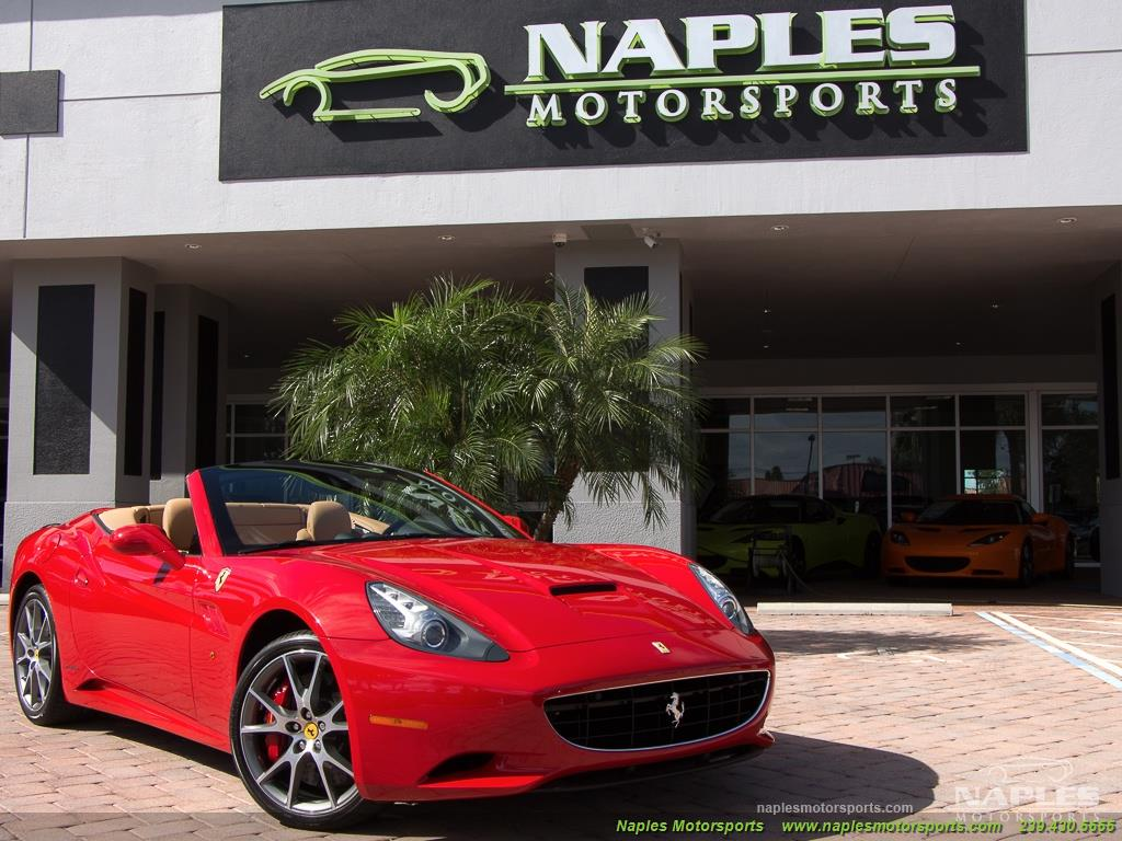 2012 Ferrari California - Photo 51 - Naples, FL 34104