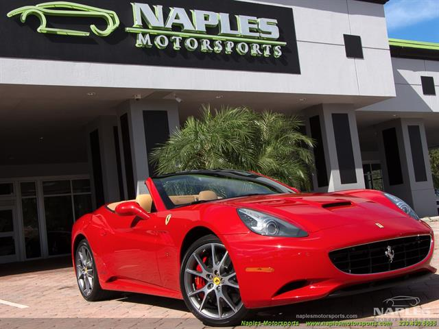 2012 Ferrari California - Photo 3 - Naples, FL 34104
