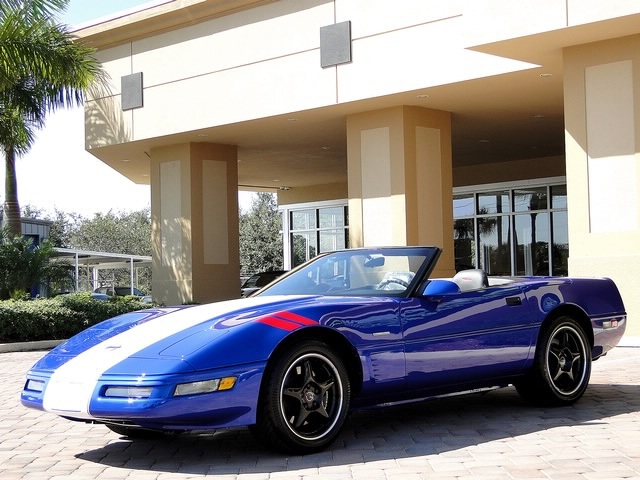 1996 Chevrolet Corvette Grand Sport Convertible - Photo 34 - Naples, FL 34104