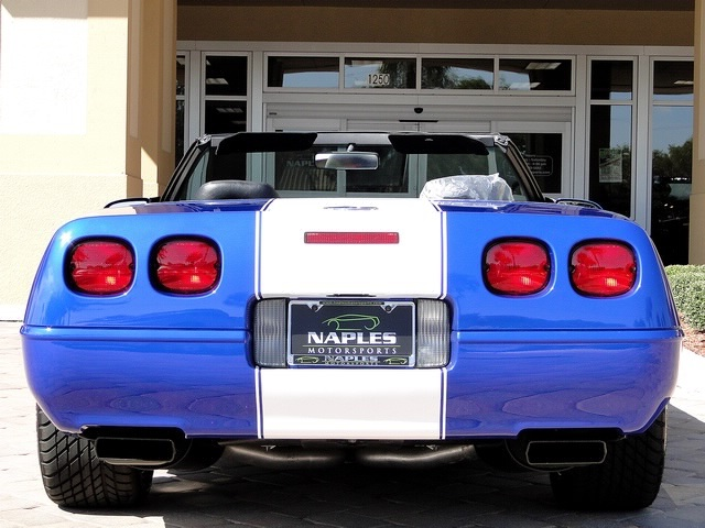 1996 Chevrolet Corvette Grand Sport Convertible - Photo 42 - Naples, FL 34104