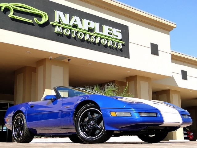 1996 Chevrolet Corvette Grand Sport Convertible - Photo 2 - Naples, FL 34104