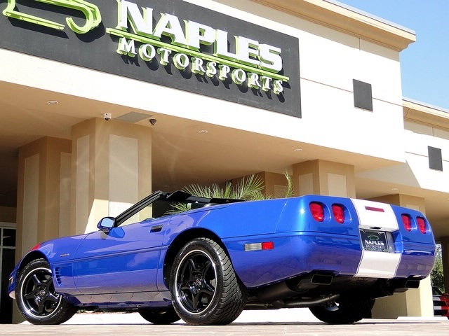 1996 Chevrolet Corvette Grand Sport Convertible - Photo 46 - Naples, FL 34104