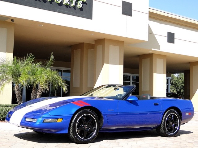1996 Chevrolet Corvette Grand Sport Convertible - Photo 22 - Naples, FL 34104