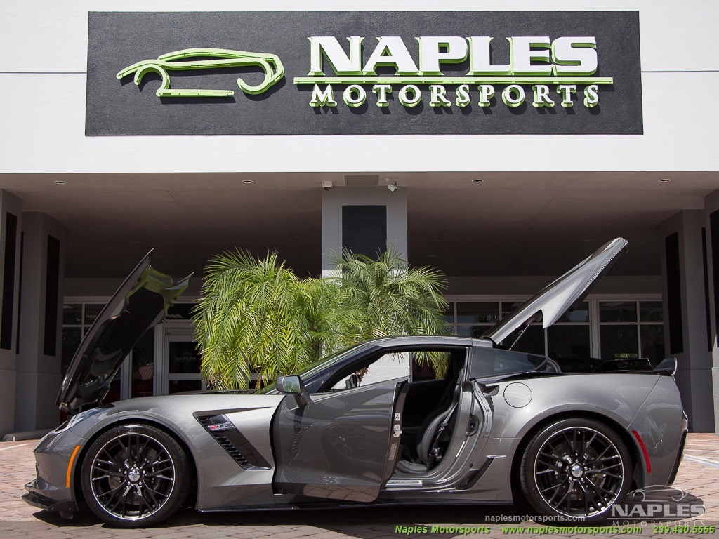 2015 Chevrolet Corvette Z06 - Photo 57 - Naples, FL 34104