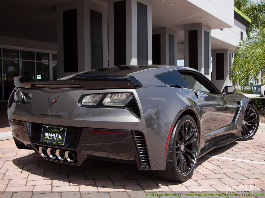 2015 Chevrolet Corvette Z06 - Photo 14 - Naples, FL 34104