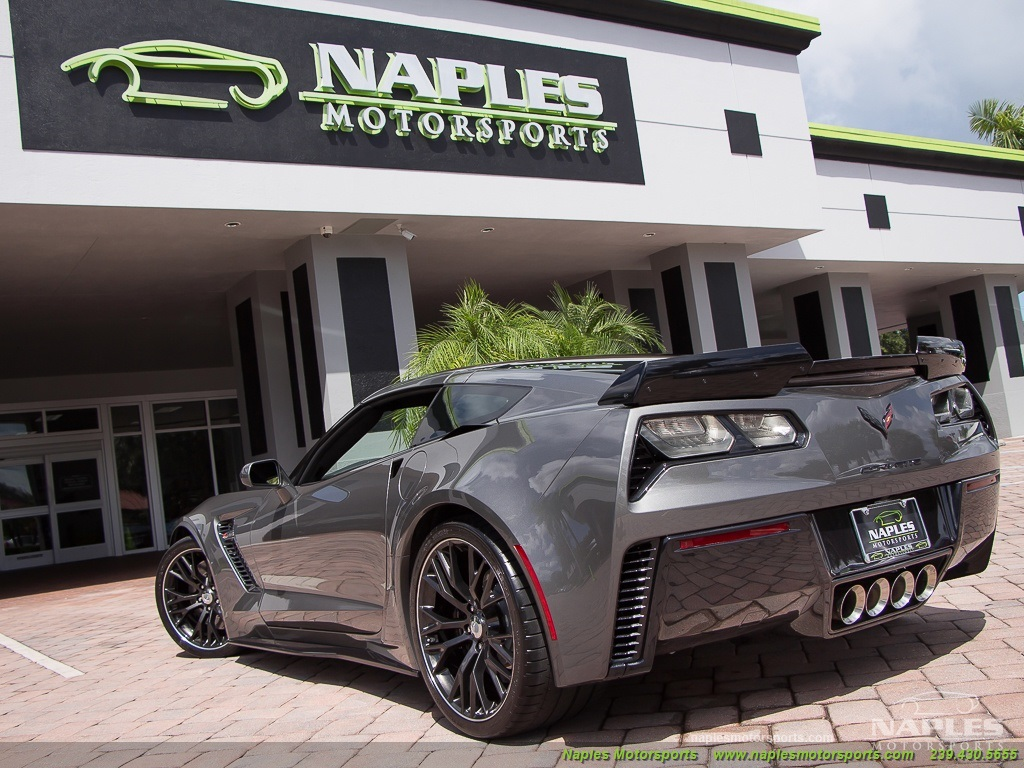 2015 Chevrolet Corvette Z06 - Photo 42 - Naples, FL 34104
