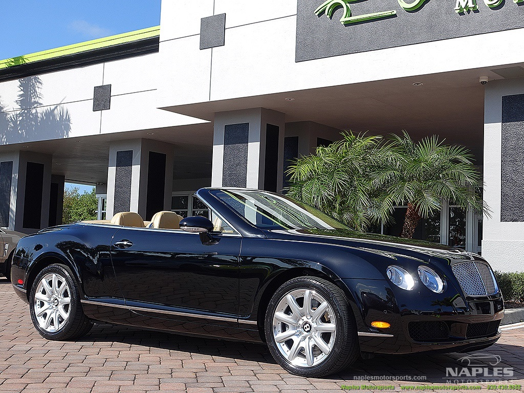 2007 Bentley Continental GT GTC - Photo 13 - Naples, FL 34104
