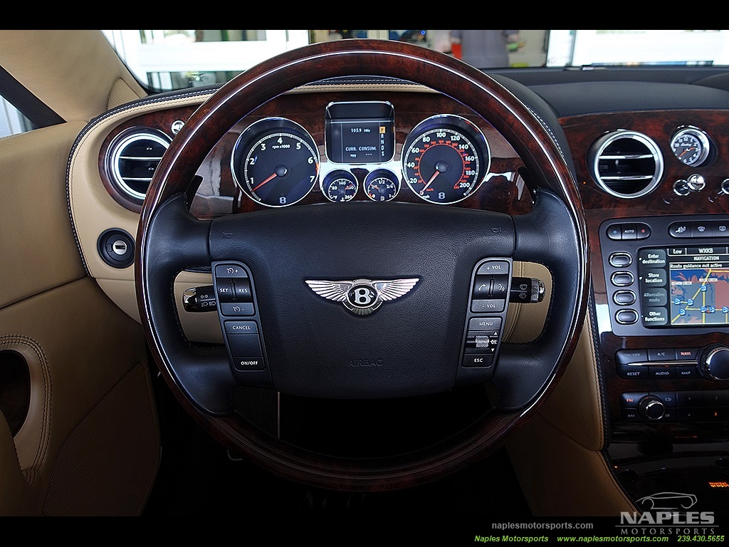 2007 Bentley Continental GT GTC - Photo 31 - Naples, FL 34104