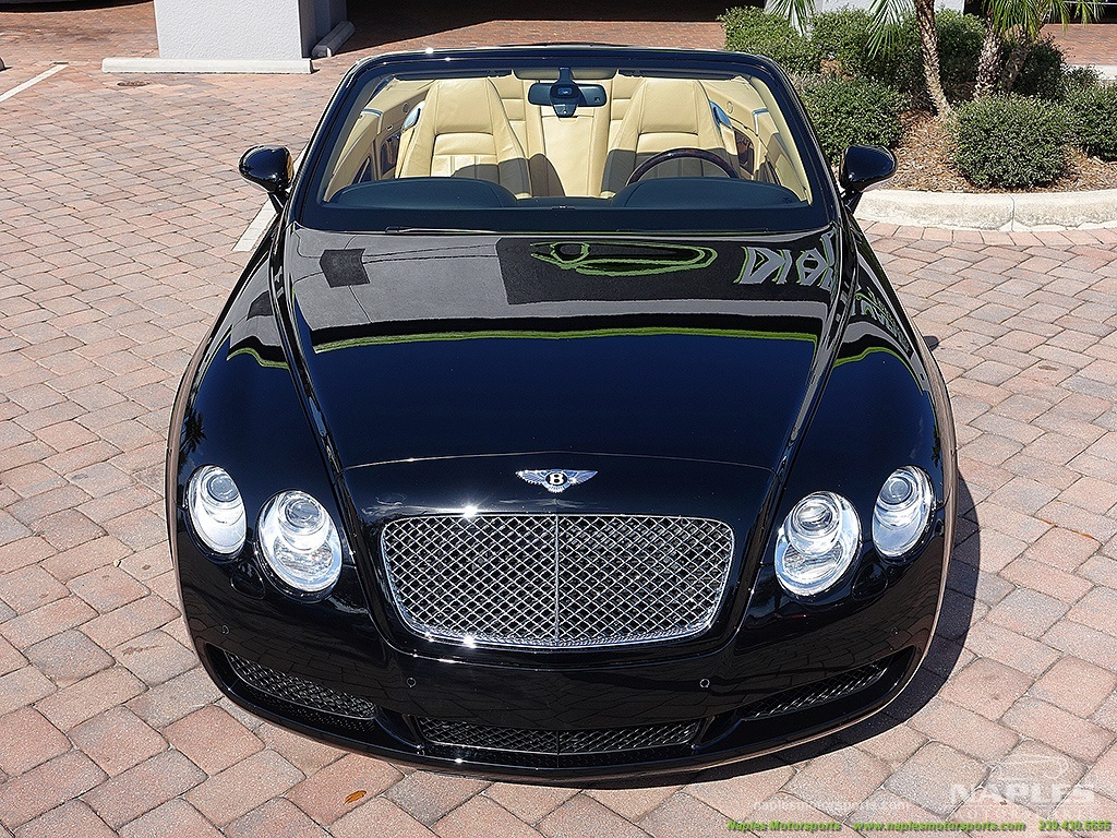 2007 Bentley Continental GT GTC - Photo 34 - Naples, FL 34104
