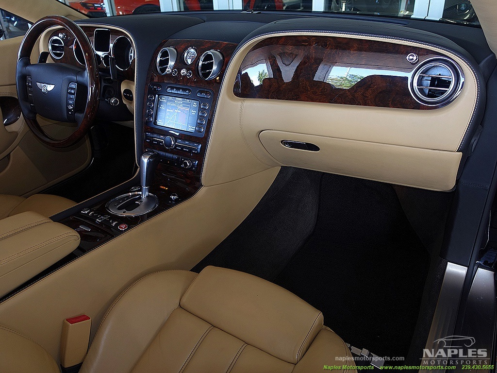 2007 Bentley Continental GT GTC - Photo 50 - Naples, FL 34104