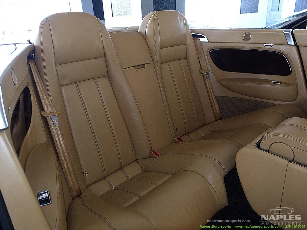 2007 Bentley Continental GT GTC - Photo 20 - Naples, FL 34104