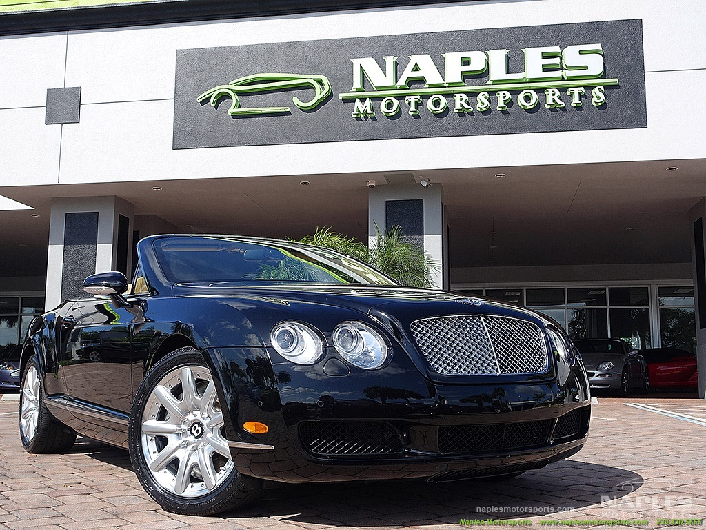2007 Bentley Continental GT GTC - Photo 56 - Naples, FL 34104