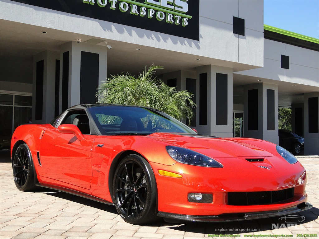 2013 Chevrolet Corvette ZR1 - Photo 44 - Naples, FL 34104