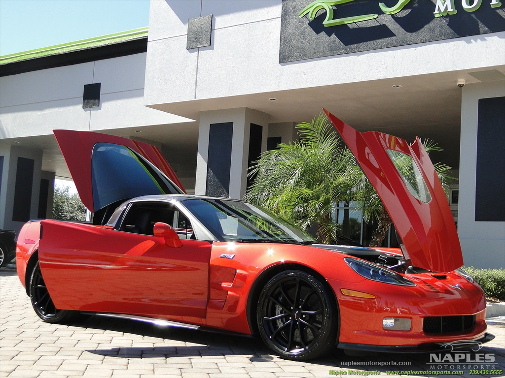 2013 Chevrolet Corvette ZR1 - Photo 24 - Naples, FL 34104