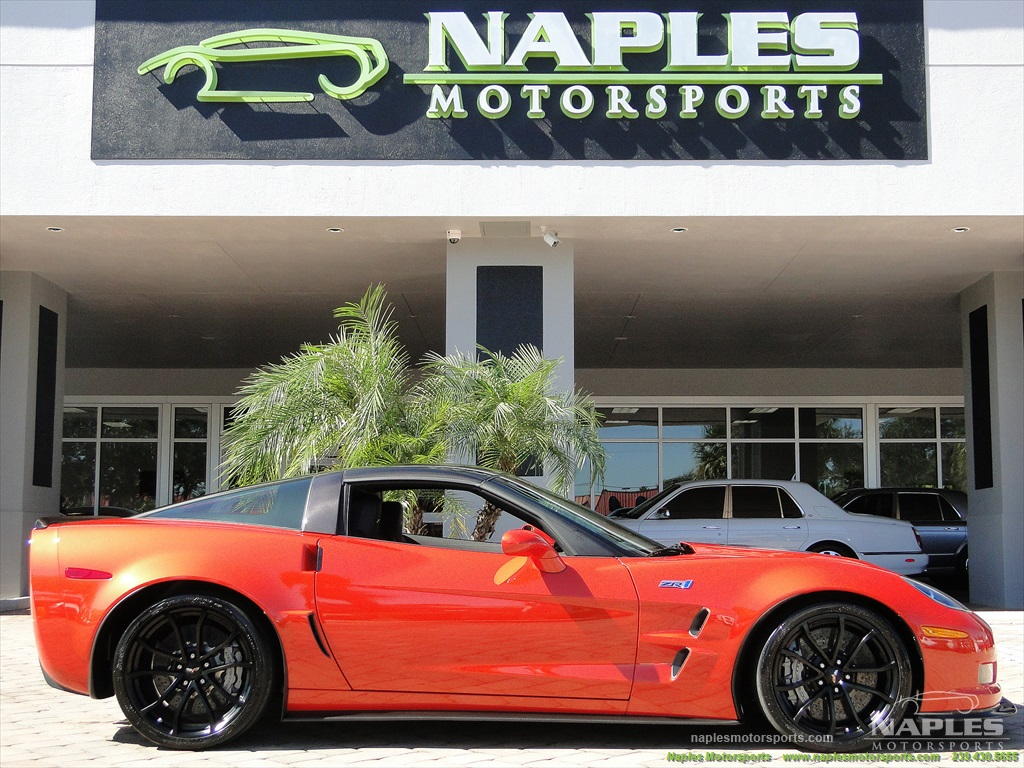 2013 Chevrolet Corvette ZR1 - Photo 19 - Naples, FL 34104