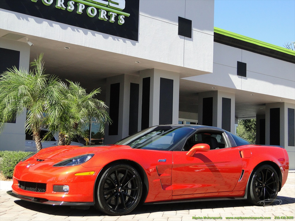 2013 Chevrolet Corvette ZR1 - Photo 25 - Naples, FL 34104