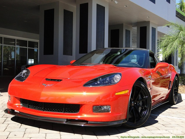 2013 Chevrolet Corvette ZR1 - Photo 4 - Naples, FL 34104