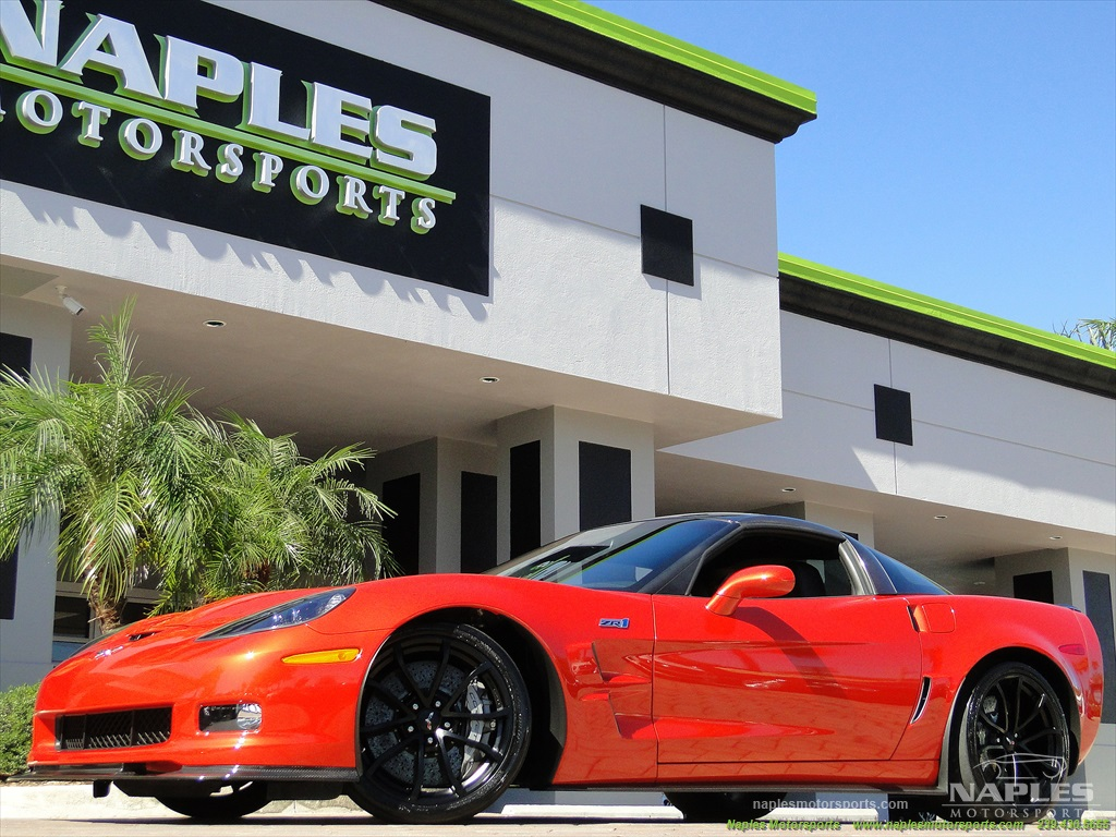 2013 Chevrolet Corvette ZR1 - Photo 33 - Naples, FL 34104