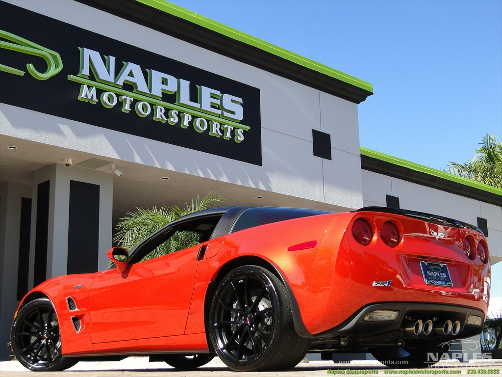2013 Chevrolet Corvette ZR1 - Photo 48 - Naples, FL 34104