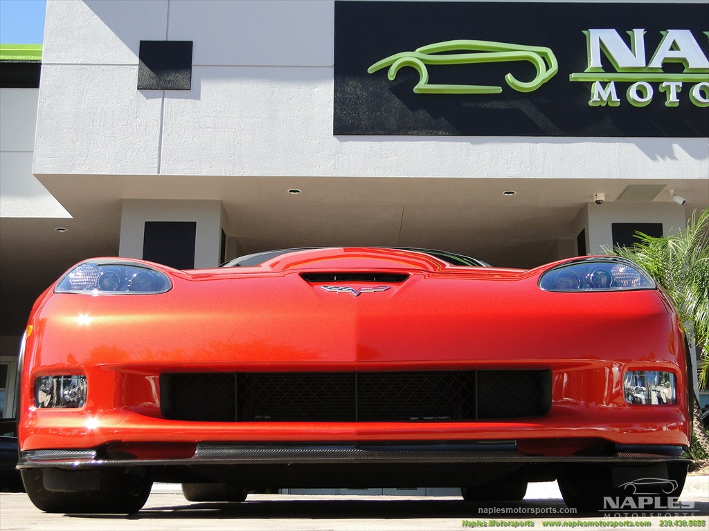 2013 Chevrolet Corvette ZR1 - Photo 40 - Naples, FL 34104