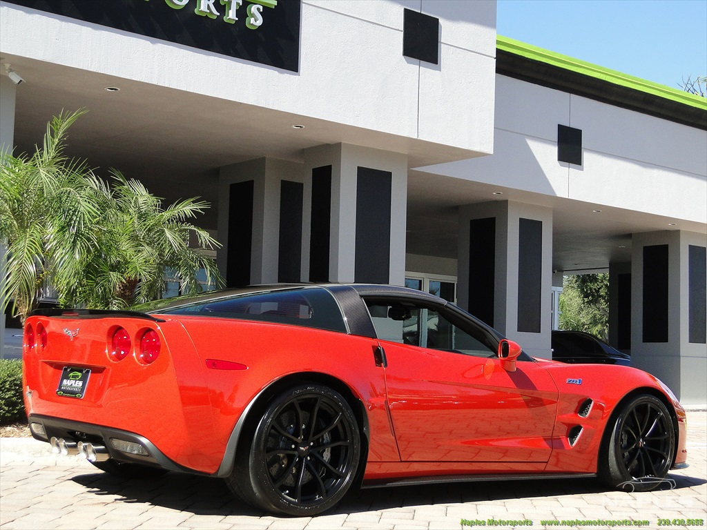 2013 Chevrolet Corvette ZR1 - Photo 11 - Naples, FL 34104