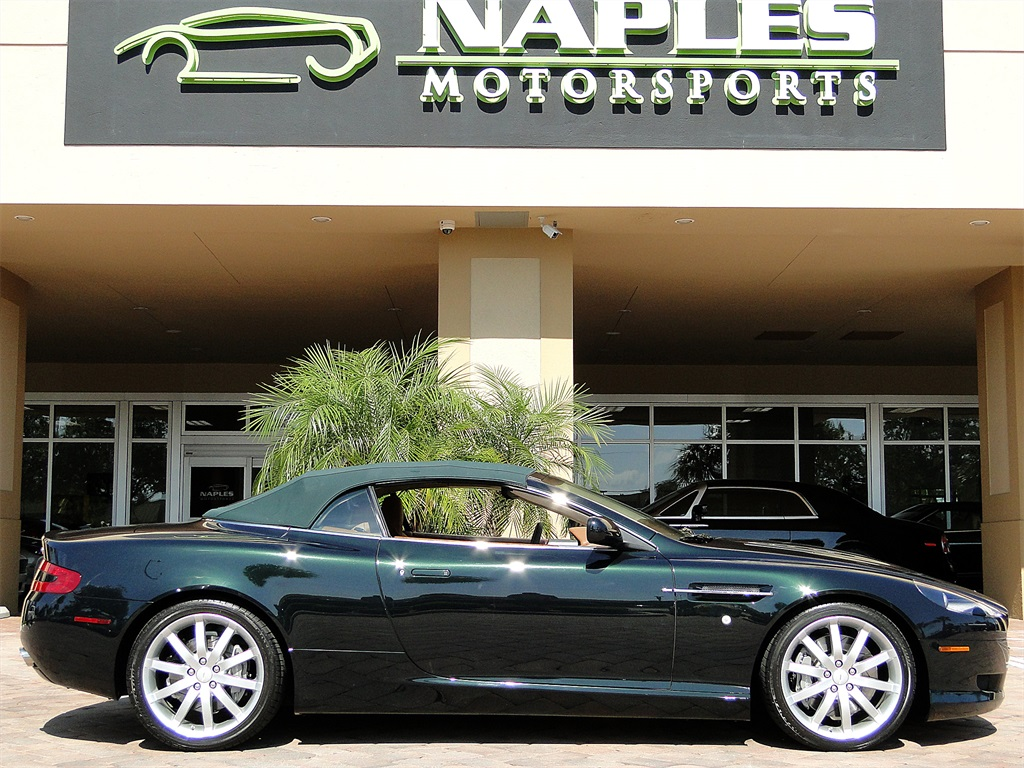 2006 Aston Martin DB9 Volante - Photo 24 - Naples, FL 34104