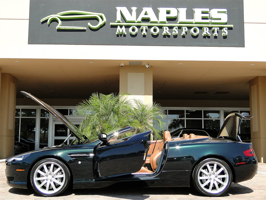 2006 Aston Martin DB9 Volante - Photo 30 - Naples, FL 34104