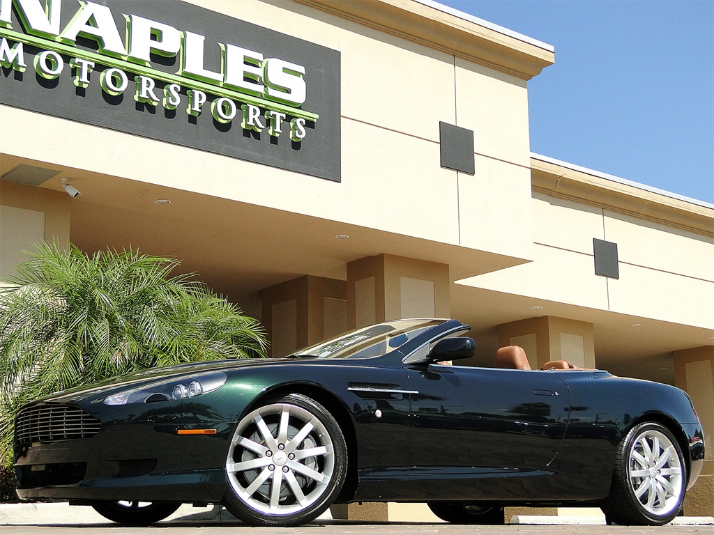 2006 Aston Martin DB9 Volante - Photo 25 - Naples, FL 34104