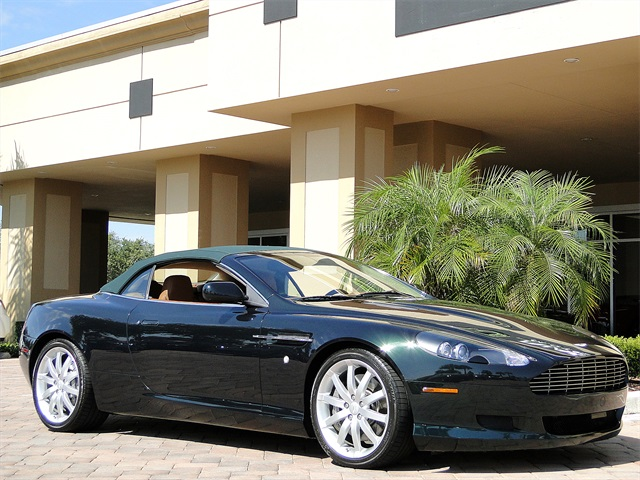 2006 Aston Martin DB9 Volante - Photo 3 - Naples, FL 34104