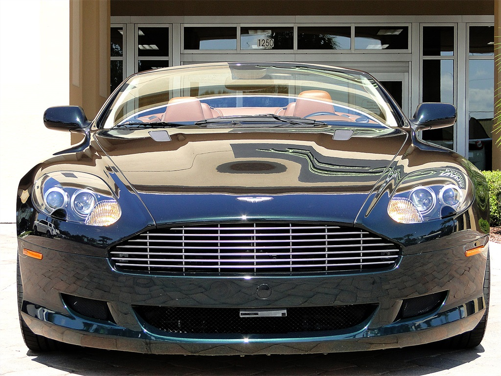 2006 Aston Martin DB9 Volante - Photo 10 - Naples, FL 34104