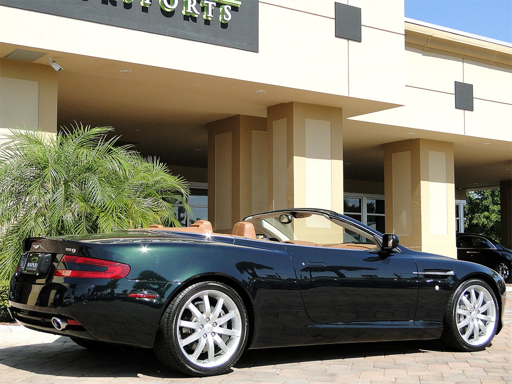 2006 Aston Martin DB9 Volante - Photo 19 - Naples, FL 34104