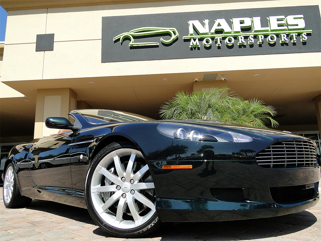2006 Aston Martin DB9 Volante - Photo 53 - Naples, FL 34104