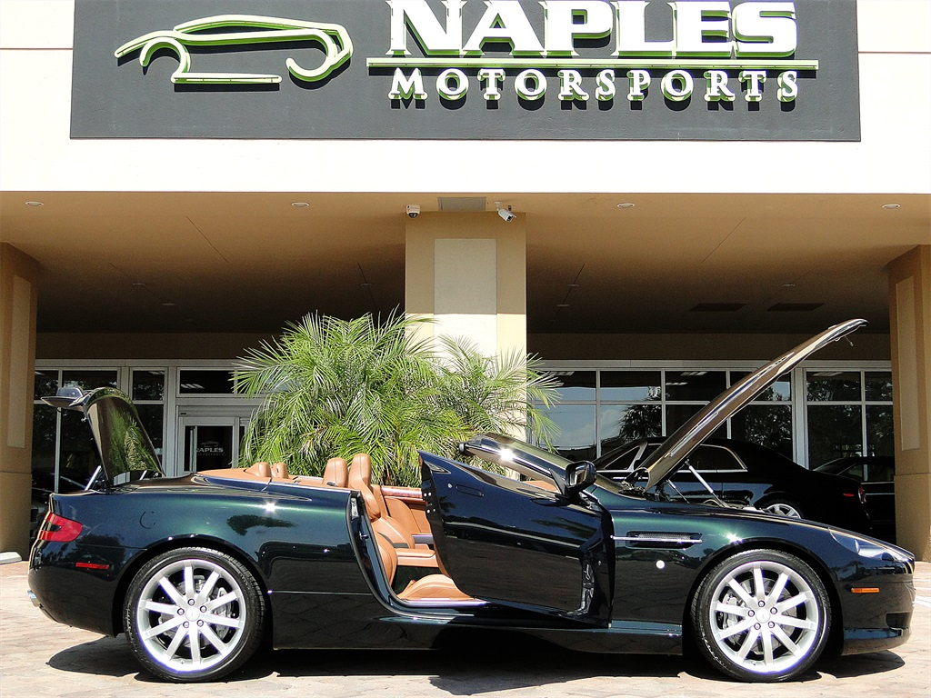2006 Aston Martin DB9 Volante - Photo 14 - Naples, FL 34104