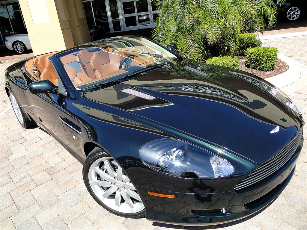 2006 Aston Martin DB9 Volante - Photo 52 - Naples, FL 34104