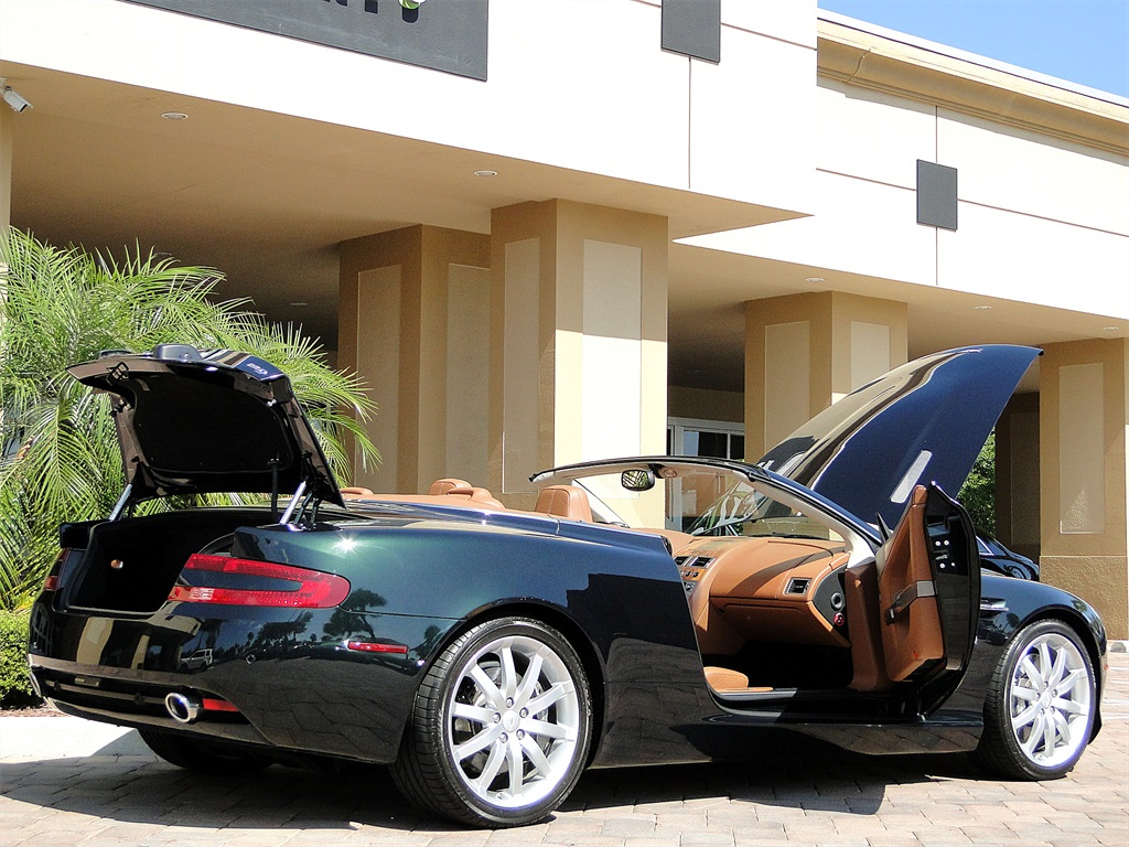 2006 Aston Martin DB9 Volante - Photo 16 - Naples, FL 34104
