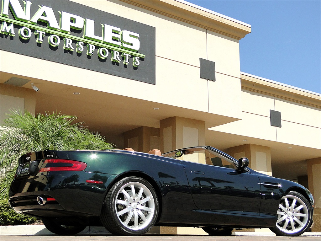 2006 Aston Martin DB9 Volante - Photo 20 - Naples, FL 34104
