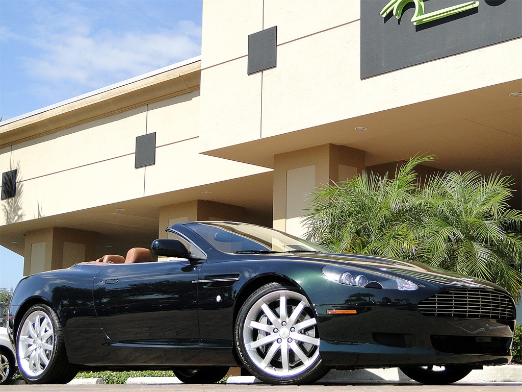 2006 Aston Martin DB9 Volante - Photo 15 - Naples, FL 34104