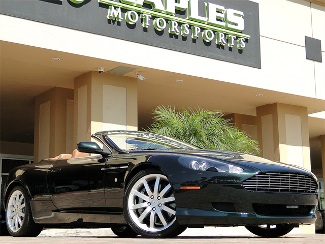 2006 Aston Martin DB9 Volante - Photo 1 - Naples, FL 34104