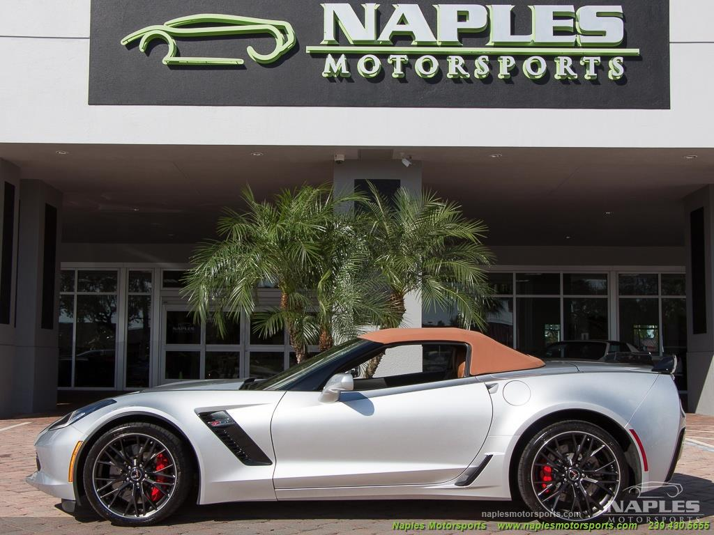 2015 Chevrolet Corvette Z06 - Photo 6 - Naples, FL 34104