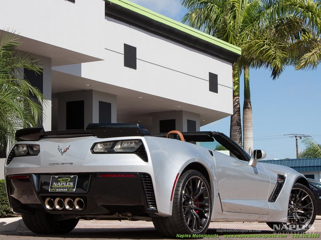2015 Chevrolet Corvette Z06 - Photo 33 - Naples, FL 34104