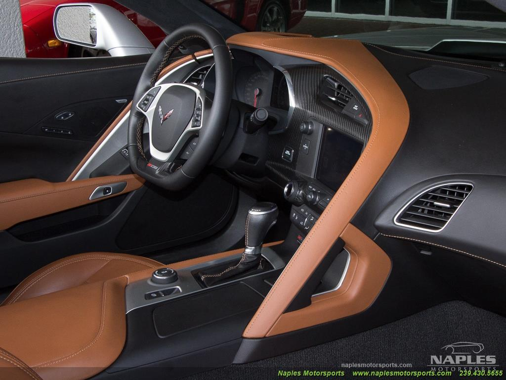2015 Chevrolet Corvette Z06 - Photo 23 - Naples, FL 34104