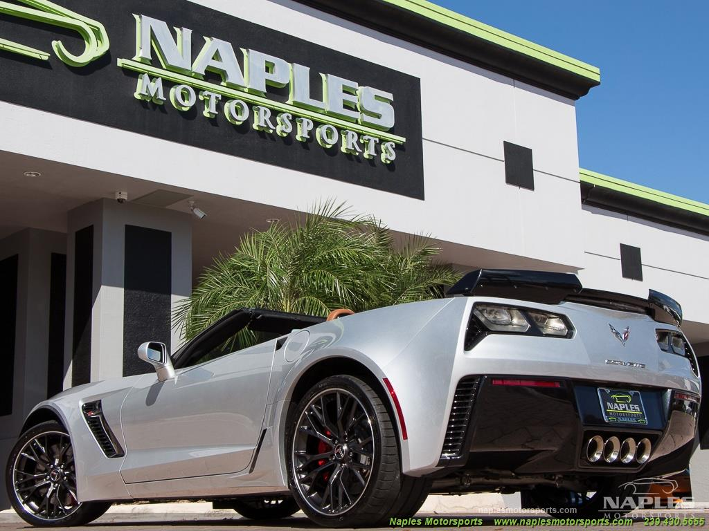 2015 Chevrolet Corvette Z06 - Photo 45 - Naples, FL 34104